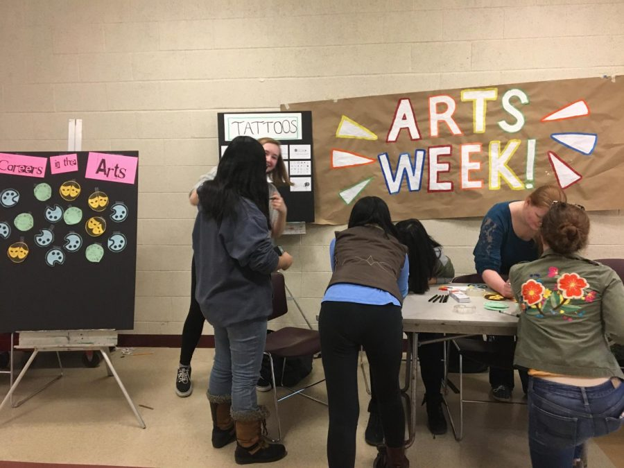 Art Week showcases student creativity