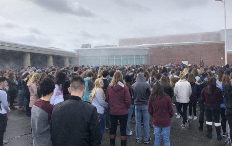 Students walk out in support of Parkland, gun control