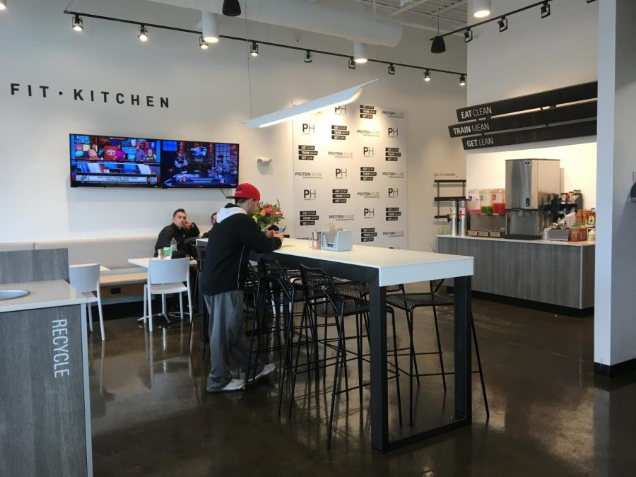 Protein House provides a healthy take on fast-food restaurants,  but the quality of the food somewhat lacks.