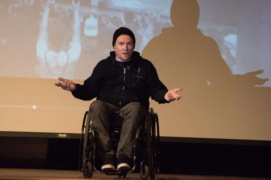 Kevin Brooks shares his story about his personal experiences with unsafe driving
