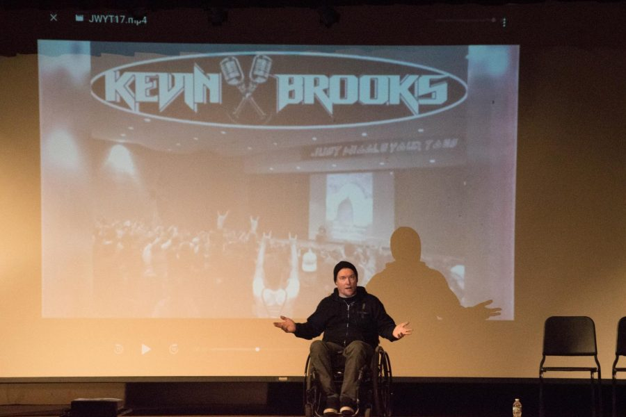 Kevin Brooks believes students need to be more careful when they are behind the wheel in order to stay safe