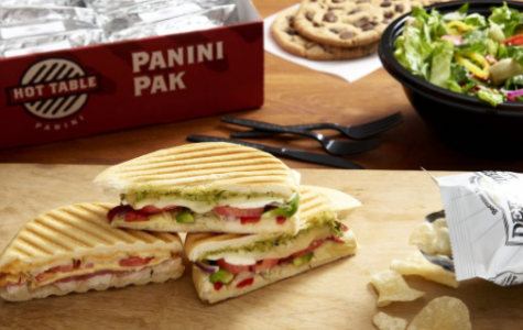 REVIEW: Hot Table Panini serves delicious meals in a trendy atmosphere