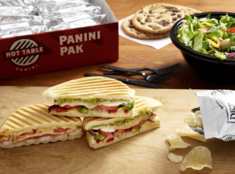 Hot Table Panini offers a variety of excellent paninis and a positive customer experience.