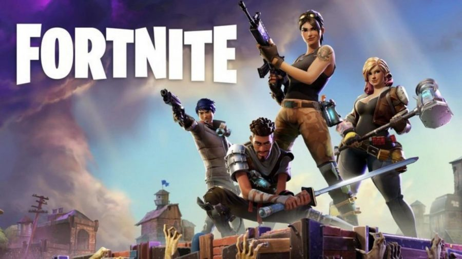 Staff+writer+Jack+Golden+reviews+the+new+video+game+sensation%2C+%22Fortnite%22.