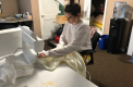 Casapulla creates custom dress for prom