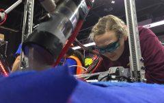 Robotics team powers up to world championship