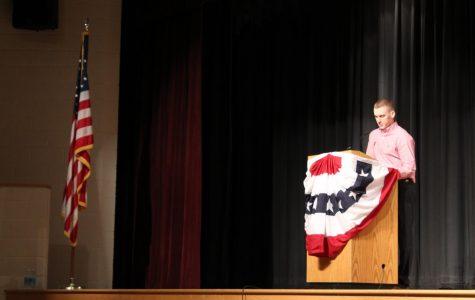 Bramhill begins Operation Tomahawk to help raise respect for veterans