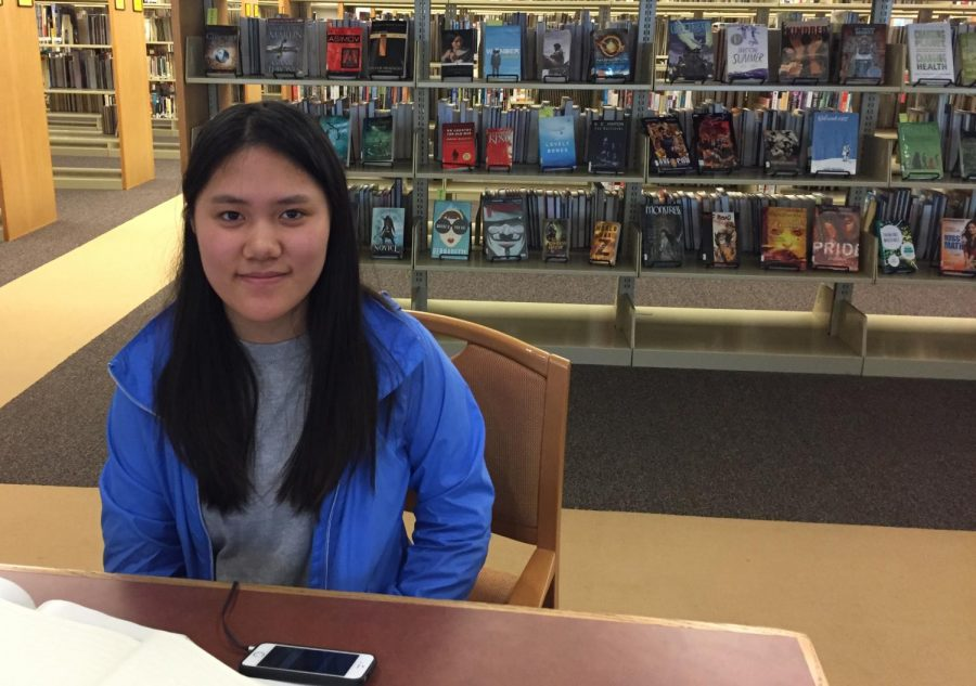 Junior Wednesday: Alicia Qin