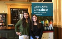 Students recognized in literary contest