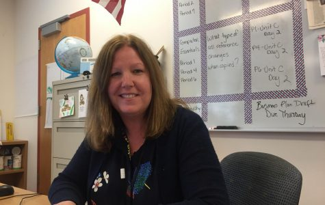 Faculty Friday: Catherine Griffin