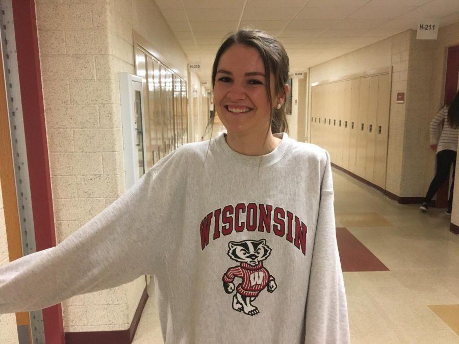 Junior Wednesday: Jess Fodor