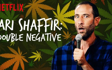 REVIEW: Shaffir shares stories while making fans laugh in 'Double Negative'