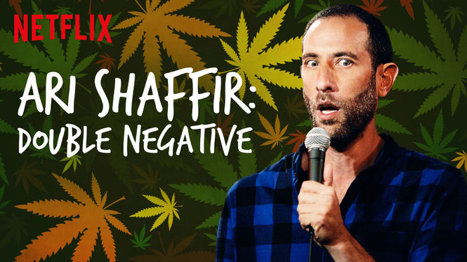 In+the+Netflix+comedy+special+%22Double+Negative%22+Ari+Shaffir+makes+his+audience+feel+comfortable+and+engages+by+sharing+funny+stories.