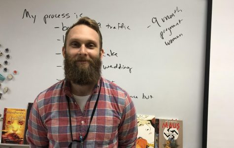 Faculty Friday: Seth Czarnecki