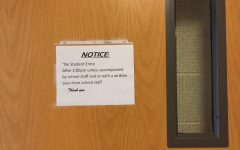 Administration enforces after school hallway rules