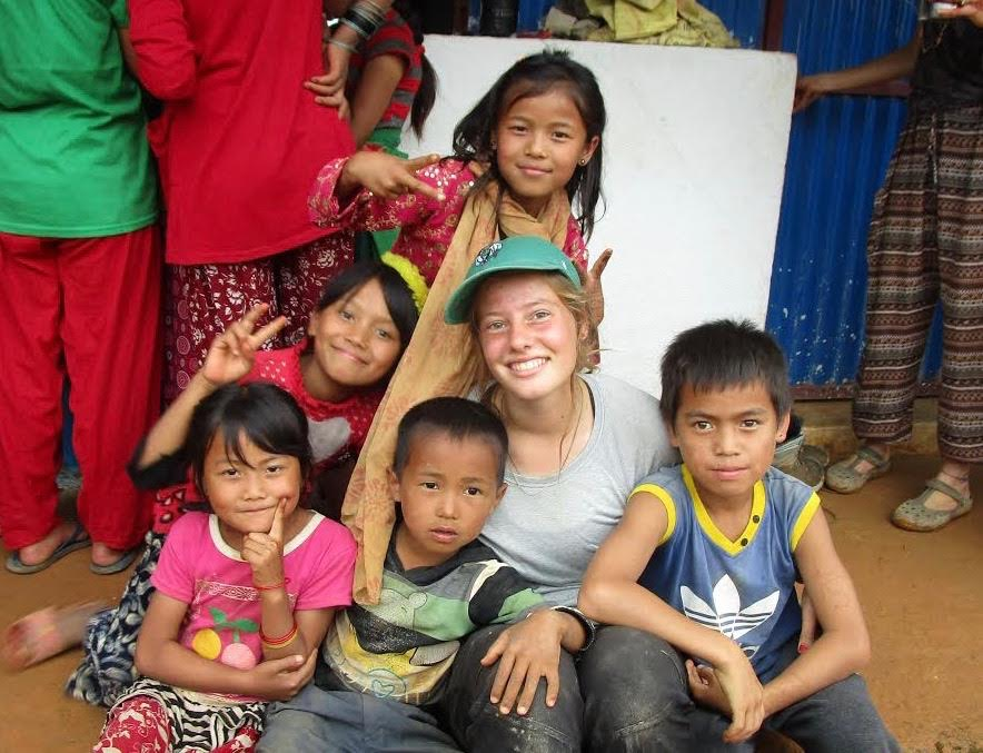 Sophomore+Marley+Parks+embarked+on+a+five+week+service+trip+in+Nepal+building+schools+and+fundraising.+%0A