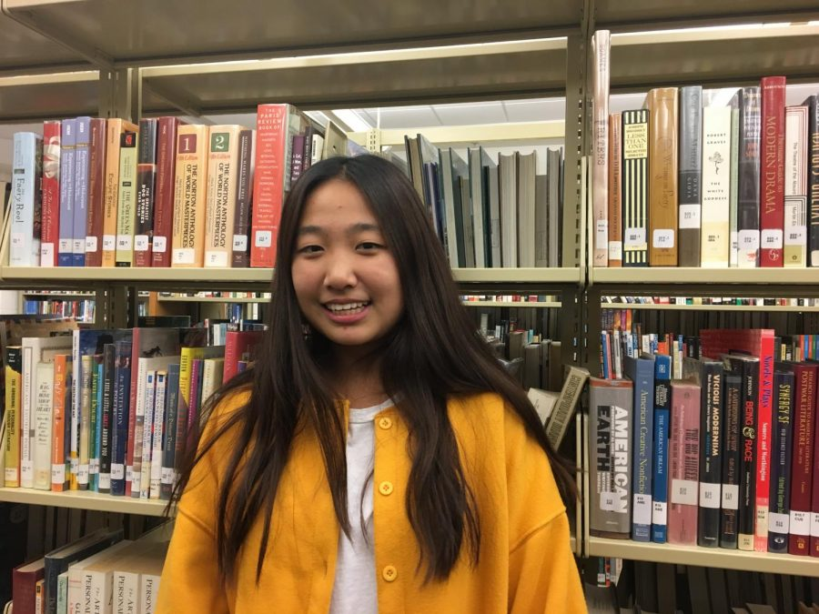 Freshman Monday: Brianna Tang