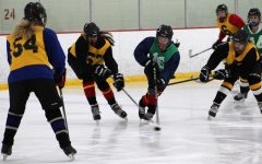 Girls' hockey begins season with successful tryouts