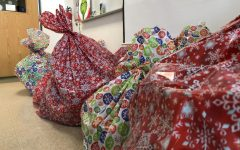 Giving Tree collects over 400 clothing items for Andy's Attic