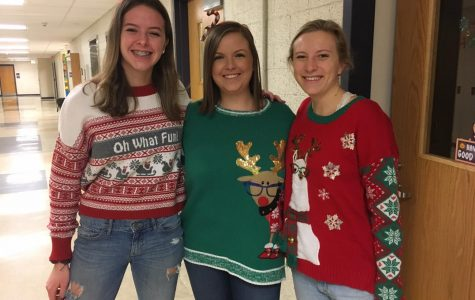 T-Hawks spread holiday cheer with holiday gear