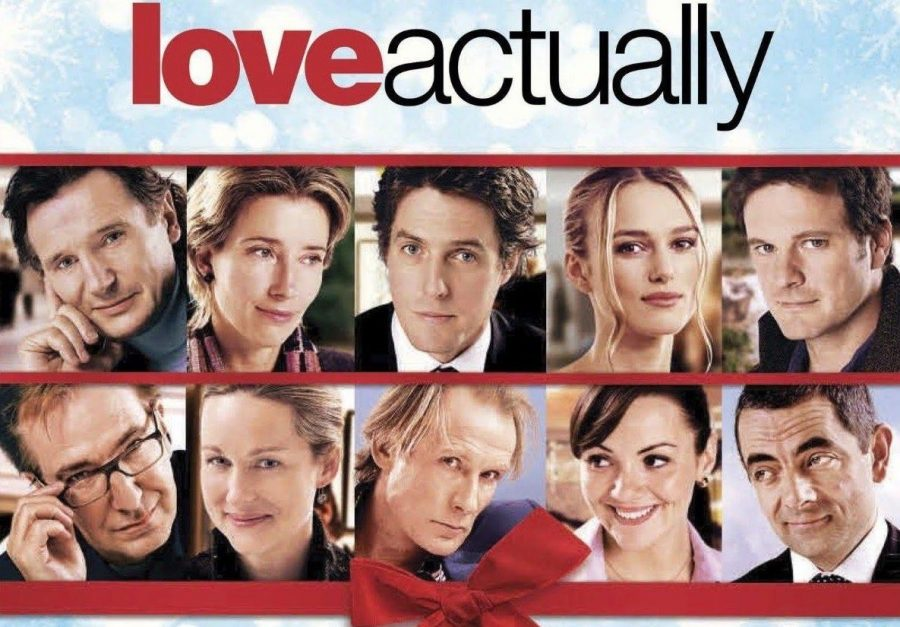 The Algonquin Harbinger Love Actually 2003