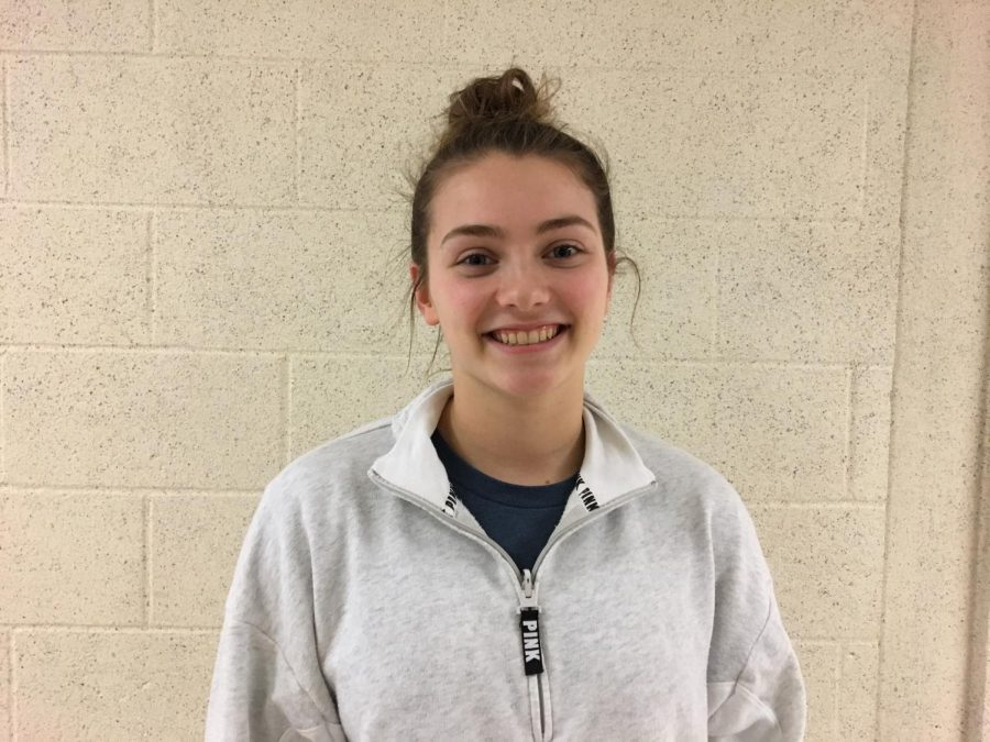 Sophomore Tuesday: Anna Roumiantsev