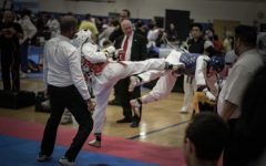 Zeferino wins silver at USA Taekwondo National Championships