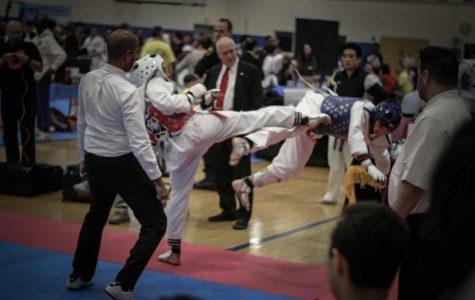 Zeferino wins silver at USA Taekwondo National Championships