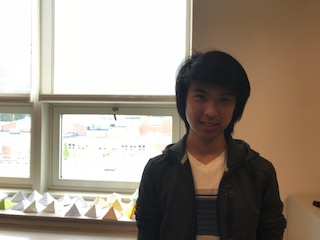 Freshman Monday: Justin Wang