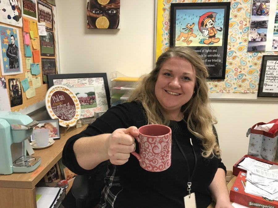 Faculty Friday: Emily Philbin