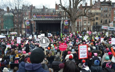 Women's March: Why I march