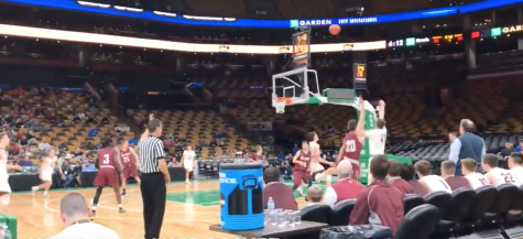 Girls', boys' basketball take on TD Garden at Good Sports Invitational