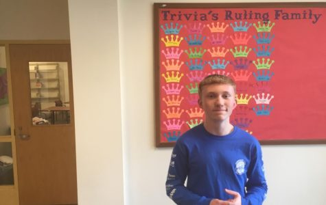 Sophomore Tuesday: Jack Foster