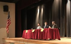 Panelists share ins and outs of college admissions process