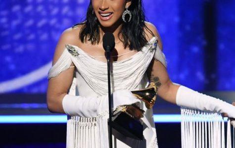 "Cardi B wins ""Best  Rap Album"""