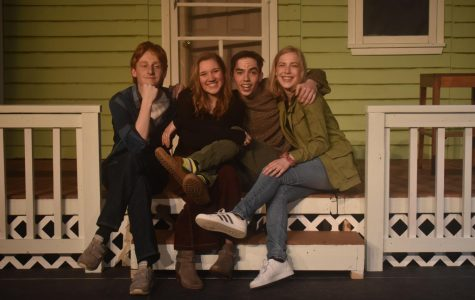 Small cast takes on big topics with winter play 'Proof'