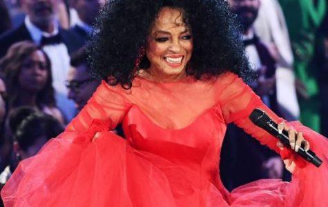 Diana Ross' birthday tribute to herself