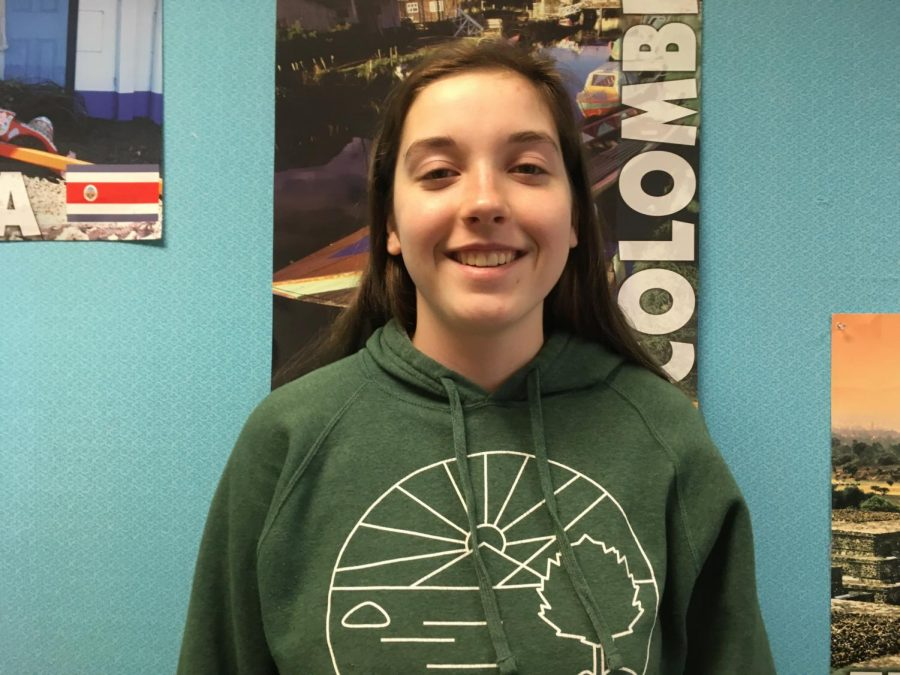 Junior Wednesday: Allison Subat