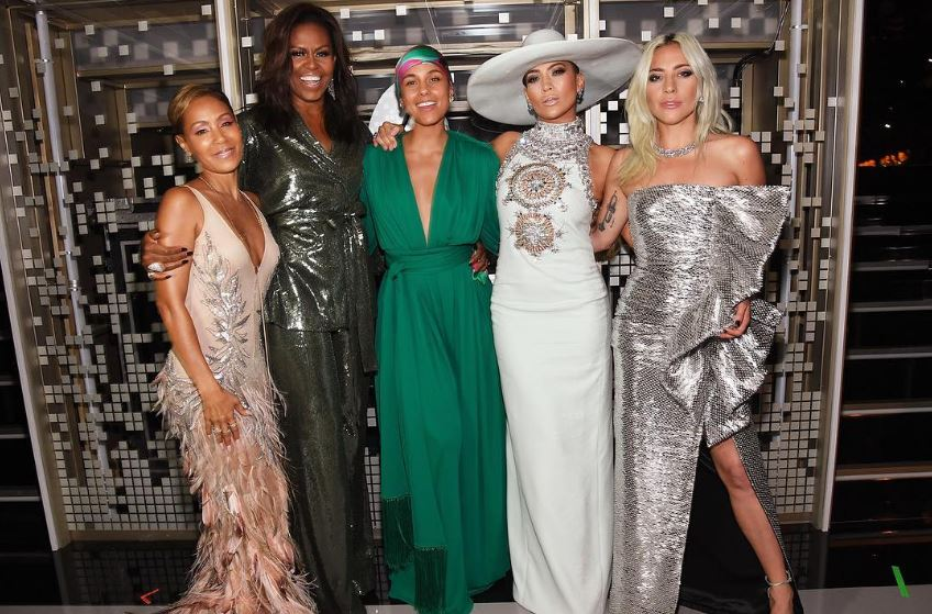 Michelle Obamas surprise appearance