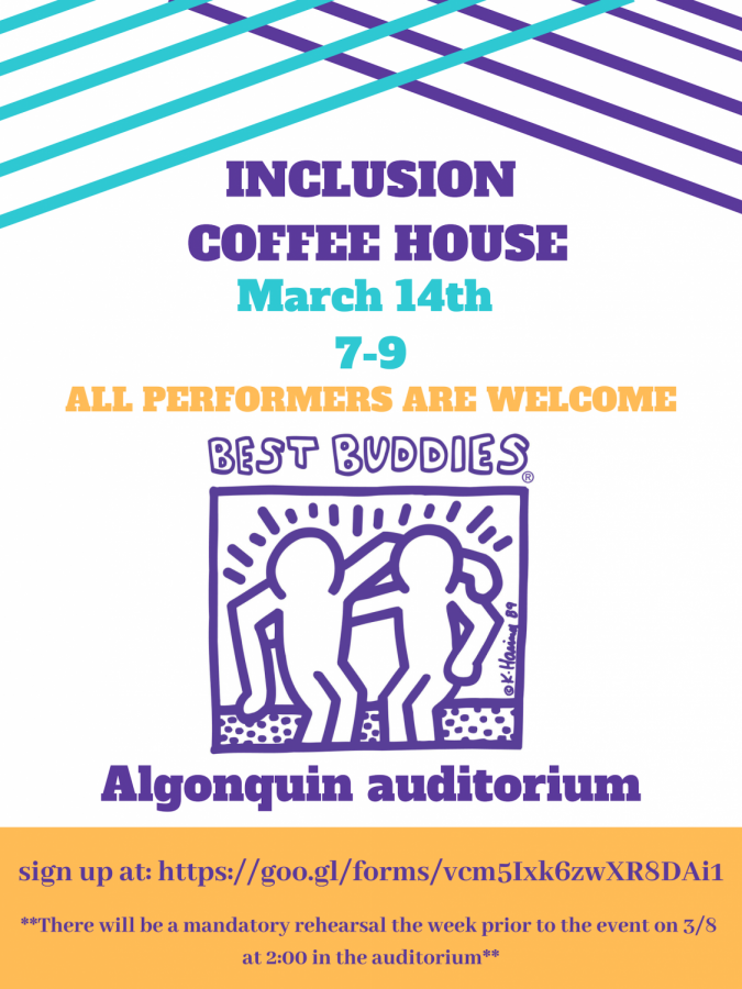 Best+Buddies+hosts+free+coffeehouse+to+promote+inclusion