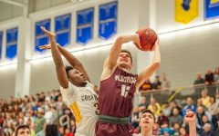 Boys' basketball loses tough match in district finals