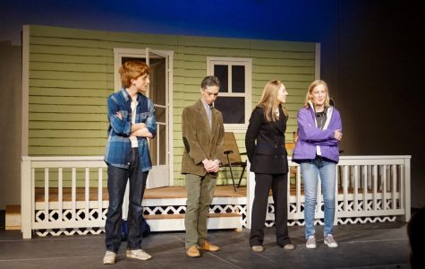 'Proof' cast wins ensemble award, tackles real-world issues through play