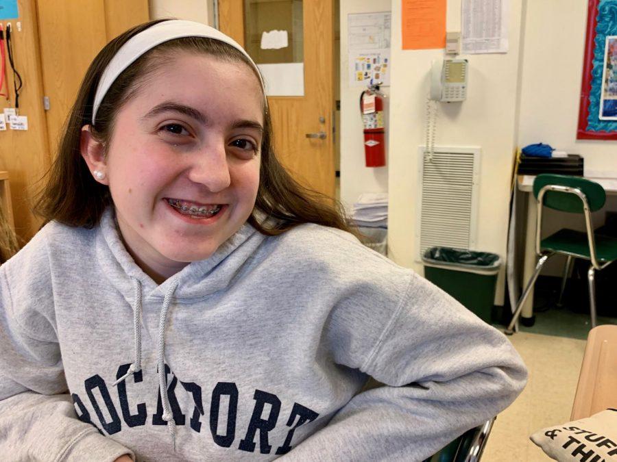 Sophomore Tuesday: Kelsie Lyons