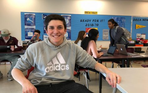 Senior Thursday: Matt Mshooshian