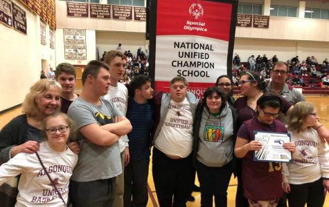 Unified basketball recognized for inclusivity at the state, national level