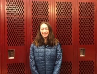 Freshman Monday: April Davis