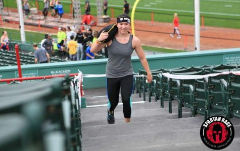 Ricciuti tackles Spartan races, mud runs