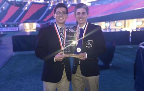 Dynamic DECA duo plans for ICDC domination