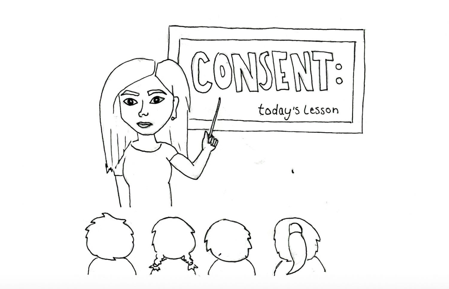 Online Editor Natalie Sadek argues that consent should be taught in the health and fitness curriculum.