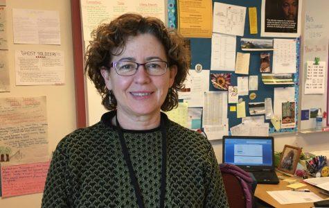 Faculty Friday: Deborah Saltzman
